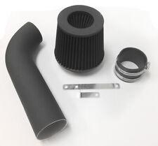 Coated Black For 1986-1992 Ford Ranger 2.9L V6 OHV Air Intake System Kit