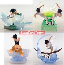 CAPTAIN TSUBASA Bandai 2006 Gashapon Imagination Figure Figurine Set of 4