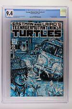 Teenage Mutant Ninja Turtles #3 - Mirage 1985 CGC 9.4