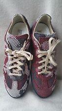 Maison Martin Margiela MMM Replica Low Top Lambskin Calf leather Sneakers 40 7.5
