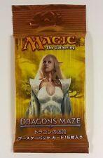 Magic: The Gathering - Dragon's Maze Booster JAPANISCH