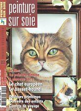 Tricot sélection - Peinture sur soie - Hors Série 129 H