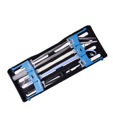 10x Surgical Dental Autoclavable Sterilization Plastic Cassette Rack Tray Holder