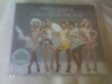 GIRLS ALOUD - CAN'T SPEAK FRENCH - CD SINGLE