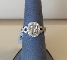 Christopher Designs L'amour Cut Diamond Ring (GIA) L153-076 - 1.34ctw
