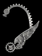 Alchemy Steampunk Ohrring - Ikarus - Ohrschmuck Ohrstecker Accessoire