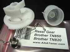 Reset Gear KIT for Brother TN-850, TN-820, TN-880 Toner Cartridge Refill