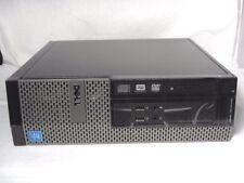 Dell Optiplex 3020 SFF Computer Intel 3.2Ghz Dual-Core 4GB 500GB DVD Windows 10