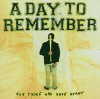 A DAY TO REMEMBER - FOR THOSE WHO HAVE HEART (LTD.PICTURE DISC)  VINYL LP NEW!