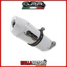 H.207.ALB MARMITTA GPR HONDA CBR 600 F 600cc 2011-2014 ALBUS CERAMIC