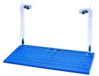 Premium Undergravel Filter Aquarium 4 Filter Plate System 40/50 Gallon Tanks