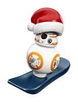 Lego Star Wars - Christmas / Festive BB-8 *NEW* from set 75184