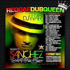 Crown Me The King Reggae 3 - Sanchez Mixtape. Reggae Mix CD.