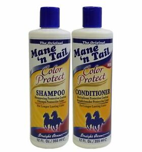 Mane 'n Tail Color Protect Shampoo & Conditioner