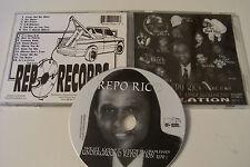 REPO RIC´S WEST COAST UNDERGOUND REPOLATION CD 1998 (Mac Dre Brotha Lynch Hung)