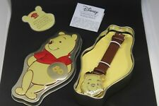 Winnie The Pooh Watch Celebrating 80 Years NEW in tin box
