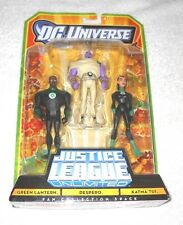 Despero & Katma Tui & Green Lantern - Justice League Unlimited - MOC
