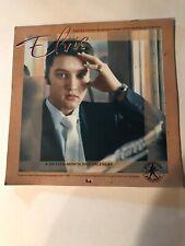 Elvis 2003 Paper Calendar Sixteen Month Signature Product