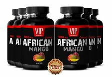 Cholesterol supplements AFRICAN MANGO EXTRACT 1000 FAT BURNER  Source of life,6B