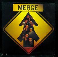 Merge - S/T LP Mint- NFL1 8003 Vinyl 1982 Record