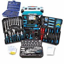 BITUXX Werkzeugkoffer 1300tlg. Werkzeugbox Werkzeugkiste Werkzeugtrolley