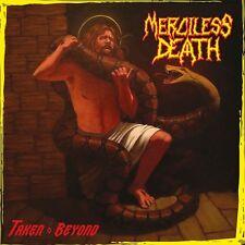 MERCILESS DEATH - Taken Beyond (NEW*LIM.150 BLACK VINYL*US THRASH METAL)