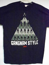 NEW - GANGNAM STYLE BAND / CONCERT / MUSIC T-SHIRT EXTRA LARGE
