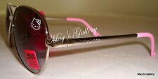 Sanrio Hello Kitty   Sun Glasses Glass SunGlasses Eyewear  Girl  Frame NWT