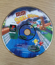 M&Ms Shell Shocked Playstation 1 game  /Sony  PS1 - DISC ONLY - FREE UK P&P