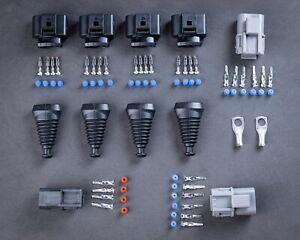 CA18-DET C.O.P/ Audi R8 ignition coil connector kit