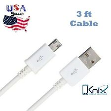 MICRO USB CHARGER FAST CHARGING CABLE CORD FOR SAMSUNG GALAXY S6 S7 NOTE 4 5