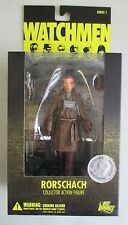 MIB 2009 TOYS R US EXCL DC DIRECT WATCHMEN RORSCHACH COLLECTOR ACTION FIGURE