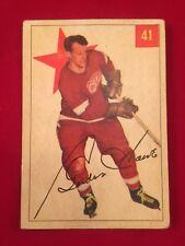 1954-55 Parkhurst #41 Gordie Howe Detroit Redwings