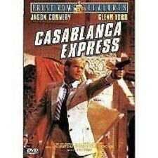 Casablanca Express dvd Brand New Factory Sealed movie