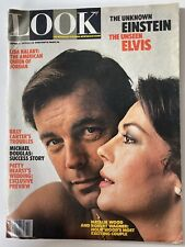 LOOK MAGAZINE APRIL 2, 1979. Natalie Wood And Robert Wagner