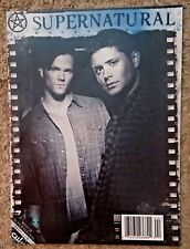 Supernatural CW Magazine 9 MAY 2009 Holy War Jared Jensen Winchester LTD
