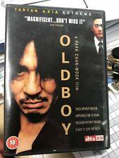 OldBoy DVD (2007) Min-sik Choi