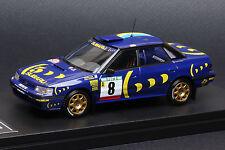 Subaru Legacy RS #8 1993 Portugal **Markku Alen** -- HPI #8274 1/43