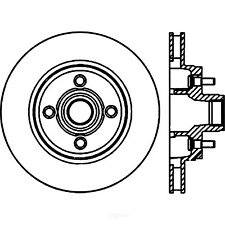 Front Right Brake Rotor For 1987-1993 Ford Mustang 5.0L V8 1991 1989 Centric