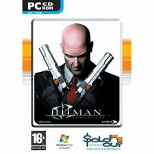 Hitman: Contracts - PC CD-ROM - NEW (UNSEALED)