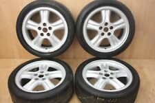 ALLOY WHEELS SET 18 INCH 8J 'PENTA' - Jaguar XJ6 XJ8 XJR 1994-2002 #1107