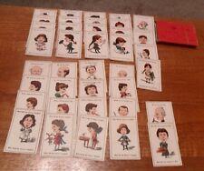 Antique & Vintage Happy Families Card Games x 2