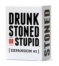 DRUNK STONED OR STUPID First Expansion