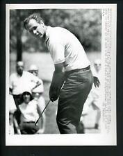 Tony Lema 1965 Cleveland Open Golf Tournament Press Photo Highland Park
