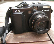 Canon PowerShot G11; 10MP Profi- Kompakt; LICHTSTARK! 2,8; 28 mm