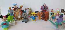 LOT OF 18 DISNEY TOYS, Pocahontas, Goofy, Scar Lion King, Minnie Mouse, More