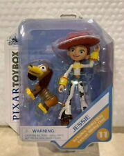 Disney Store Toybox toy story Figure Jessie With slinky new sealed rare