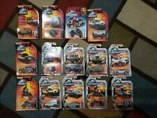 Jurassic World Matchbox vehicles Lot of 123 Variants, NEW Check it out!