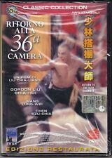 DVD Ritorno the 36A Camera New 1980