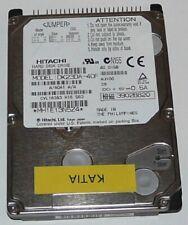 "Hitachi  40GB 2.5""  IDE Hard Drive"